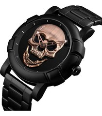reloj impermeable multifuncional para hombres skmei outdoor