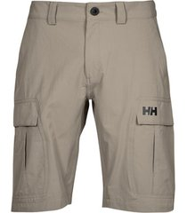 korte broek helly hansen hh qd cargo shorts