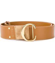 c buckle belt