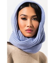 akira bailee knit infinity scarf