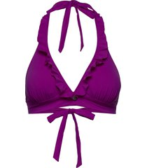 beachdream bikini top bikinitop lila odd molly underwear & swimwear