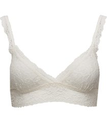 bralette signature lace lingerie bras & tops bra without wire creme hanky panky