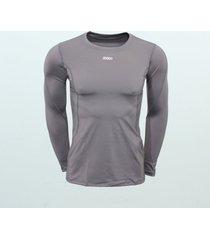 camiseta depotiva lycrada jogo cs2720620  - gris