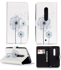 moto x play case,moto x play wallet case,xyx [dandelion] - [kickstand][wallet][c