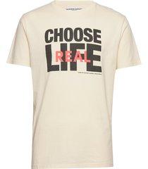 neil t-shirt t-shirts short-sleeved grå wood wood