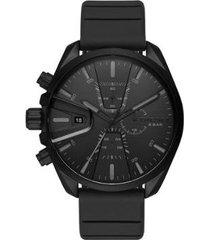 relógio diesel ms9 chrono masculino