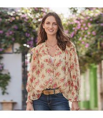 amelia blouse - petites