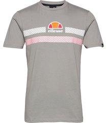 el glisenta tee t-shirts short-sleeved grå ellesse
