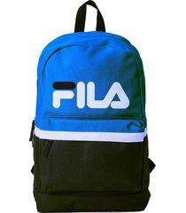 mochila azul fila essence