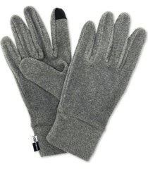 ur men's washed fleece gloves