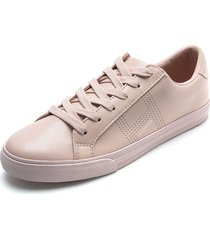 tenis rosa tommy hilfiger