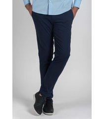 pantalon azul oxford polo club bruce