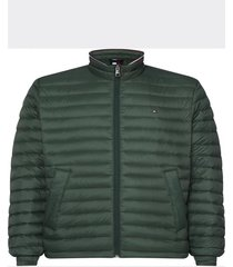 chaqueta packable down jacket verde tommy hilfiger