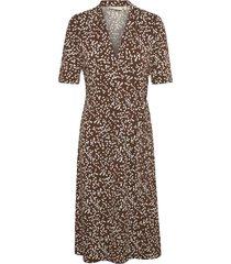 klänning beniw wrap dress