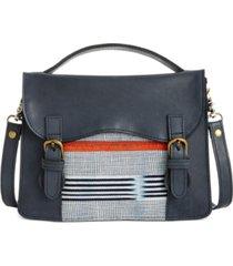 sarep and rose london mini-satchel purse handbag