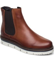 biastela cleated chelsea shoes chelsea boots brun bianco