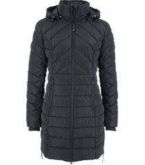 giacca lunga trapuntata (nero) - bpc bonprix collection