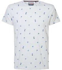 petrol industries shirt 0000 bright white