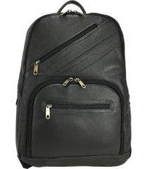 mochila de couro para notebook 807