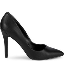 charles by charles david women's smooth dress pumps - nude - size 9