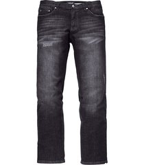 jeans men plus black