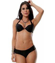saída de praia ciganinha com alças maré brasil feminina
