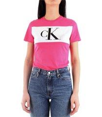 calvin klein j20j213183 t-shirt women rose