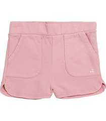 small cherry logo shorts 4a pink