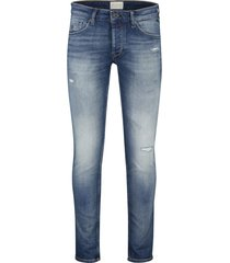 cast iron jeans riser slim vintage blauw