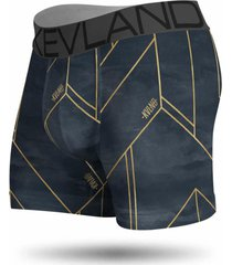 cueca boxer kevland dark line cinza