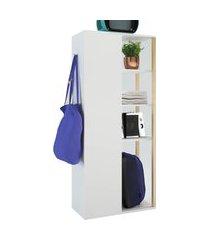 aparador/buffet/bar e armario multiuso estilare móveis off-white