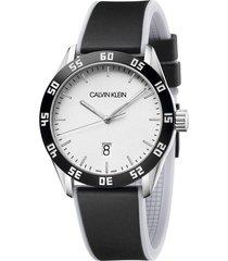 reloj calvin klein hombre k9r31cd6