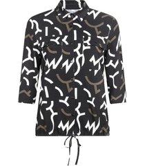 printed blouse pia