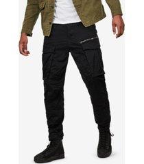 g-star raw men's rovic zip tapered pants