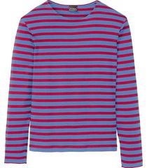 maglia a manica lunga regular fit (rosso) - rainbow
