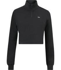boost crop sweatshirt