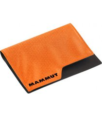 billetera smart ultralight naranja mammut