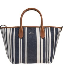 polo ralph lauren bellport tote bag