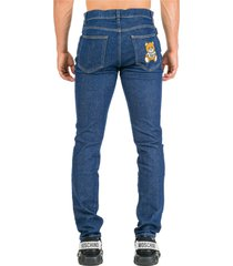 jeans uomo teddy bear slim fit