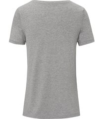 shirt van mybc grijs