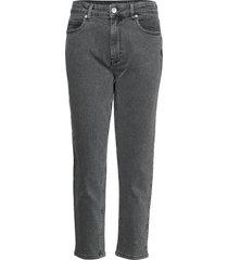 2nd farah thinktwice jeans mom jeans grå 2ndday