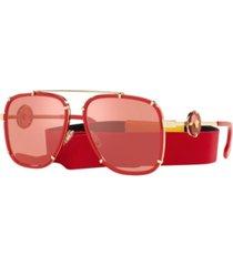 versace men's sunglasses, ve2233 60