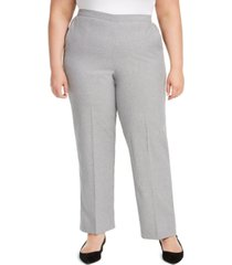 alfred dunner plus size riverside drive pants
