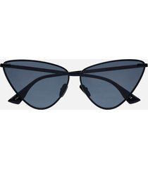 le specs women's nero sunglasses - black