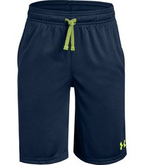 pantaloneta under armour prototype wordmark azul