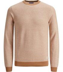jack & jones men's jortons knit sweater