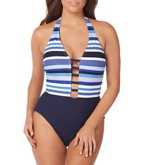 mykonos gaea 1-piece swimsuit