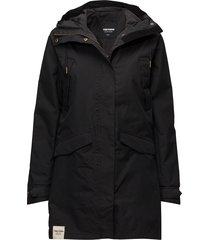 womens rain jacket from the se sommarjacka tunn jacka svart tretorn