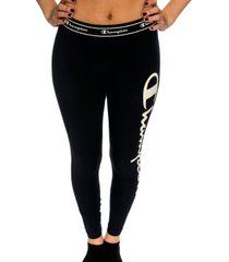 champion women leggings big logo * actie *