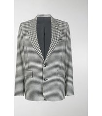 ami paris lined two button jacket